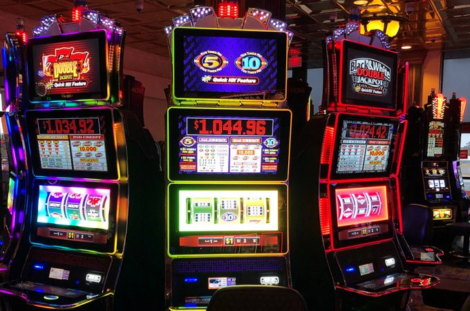 the right online slot game